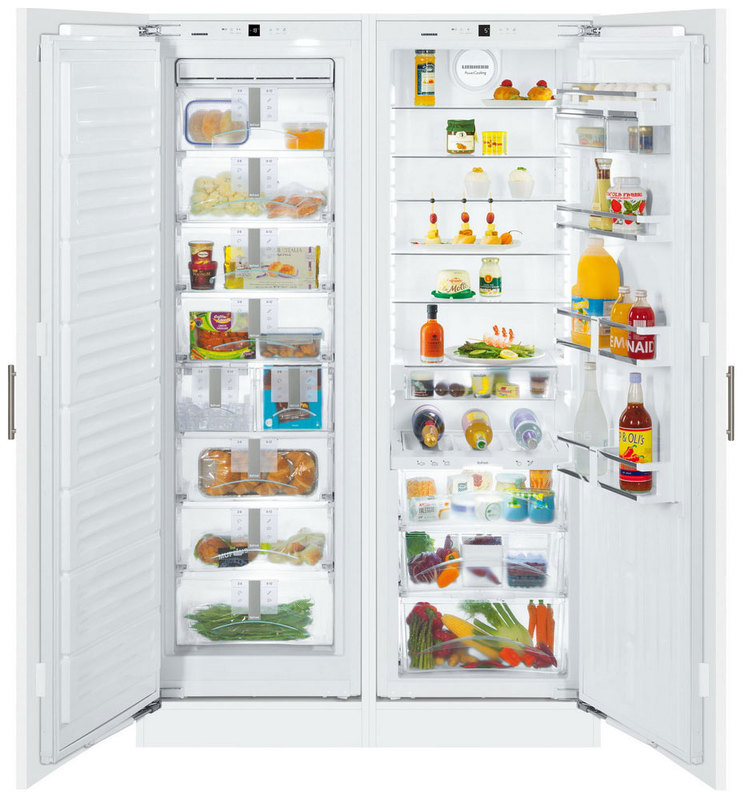 Холодильник Liebherr SBS 70I4 Premium