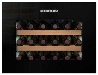 Винный шкаф Liebherr WKEgb 582 GrandCru