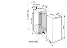 Встраиваемый холодильник с зоной свежести EasyFresh Liebherr IRDe 5121 Plus