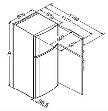 Холодильник Liebherr CTsl 3306 Comfort