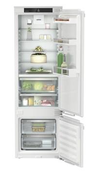 Встраиваемый холодильник с морозильной камерой, функциями BioFresh и SmartFrost Liebherr ICBd 5122 Plus