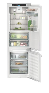 Встраиваемый холодильник с морозильной камерой и функциями BioFresh и NoFrost Liebherr ICBNd 5153 Prime BioFresh NoFrost