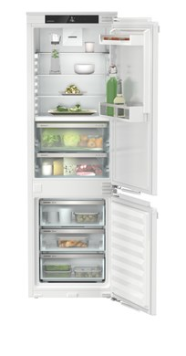 Встраиваемый холодильник с морозильной камерой и функциями BioFresh и NoFrost Liebherr ICBNe 5123 Plus