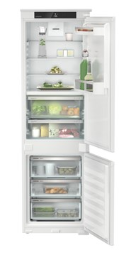 Встраиваемый холодильник с морозильной камерой и функциями BioFresh и NoFrost Liebherr ICBNSe 5123 Plus