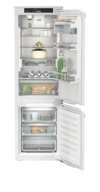 Встраиваемый холодильник с холодильной и морозильной камерами, зоной свежести EasyFresh и системой NoFrost Liebherr ICNd 5153 Prime