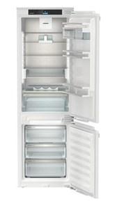 Встраиваемый холодильник с холодильной и морозильной камерами, зоной свежести EasyFresh и системой NoFrost Liebherr ICNd 5153 Prime NoFrost