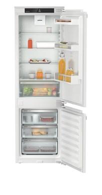 Встраиваемый холодильник с холодильной и морозильной камерами, зоной свежести EasyFresh и системой NoFrost Liebherr ICNf 5103 Pure