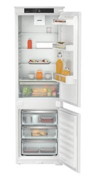 Встраиваемый холодильник с холодильной и морозильной камерами, зоной свежести EasyFresh и системой NoFrost Liebherr ICNSf 5103 Pure