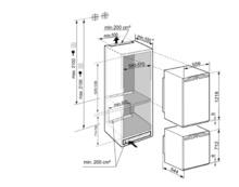 Холодильник Liebherr SBS 33I2 Comfort
