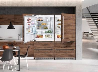 Встраиваемый холодильник Liebherr SBS 96E3