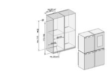 Холодильник Liebherr SBSWdf 64I5 BioFresh NoFrost