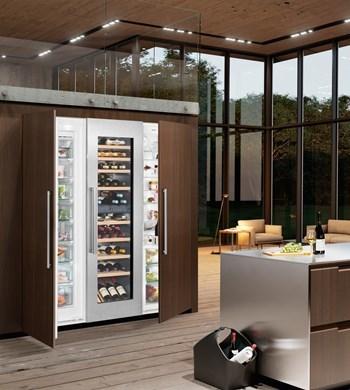 Холодильник Liebherr SBSWdf 99I5 BioFresh NoFrost