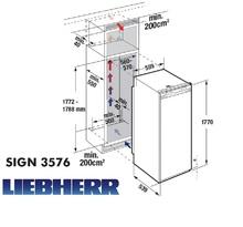 Морозильник Liebherr SIGN 3576